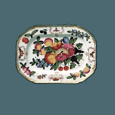 Duke of Gloucester Octagonal Platter, Sm image