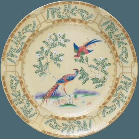 $125.00 Ching Garden Dinner Plate