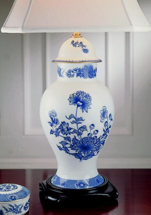 $1,130.00 Imperial Blue Ginger Jar Lamp
