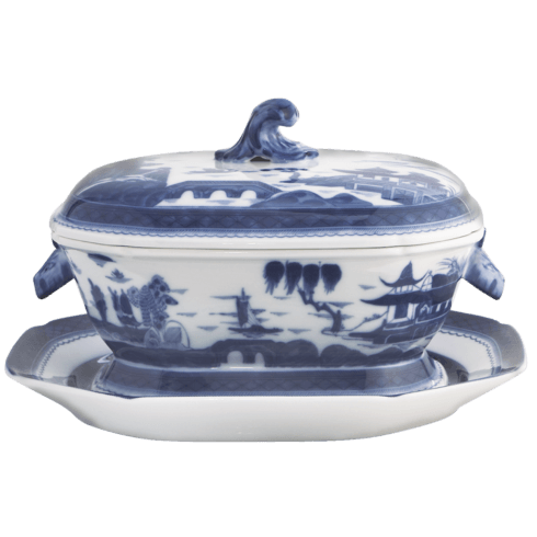 $875.00 Octagonal Tureen Only