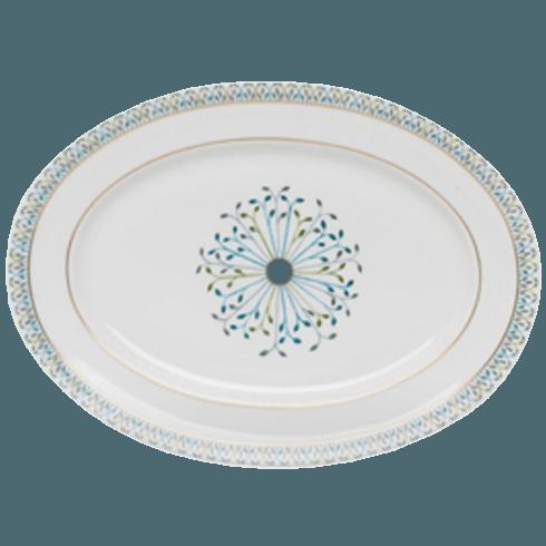 $575.00 Oval Platter Large