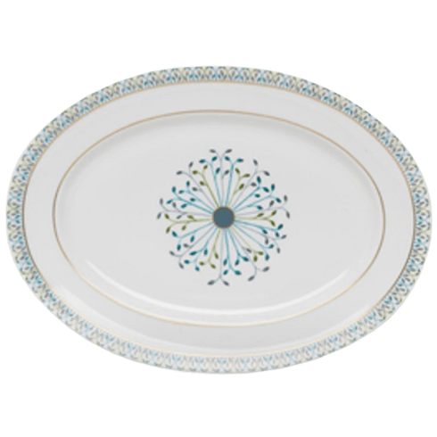 Oval Platter, Small