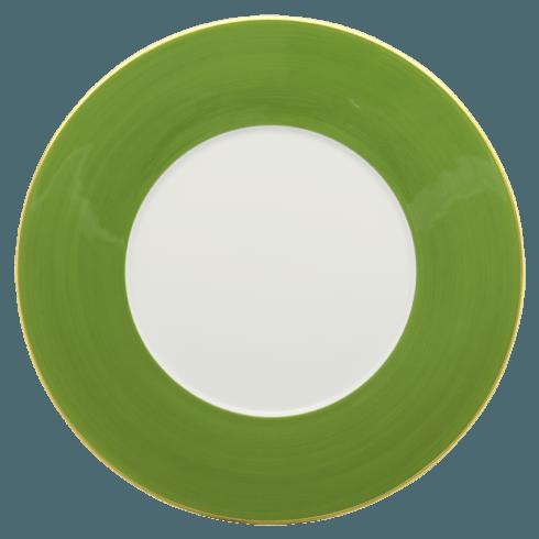 $145.00 English Green Presentation Plate
