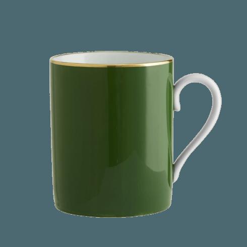 $80.00 English Green Mug