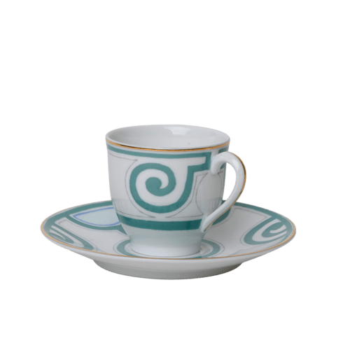 $145.00 Demitasse Cup And Saucer