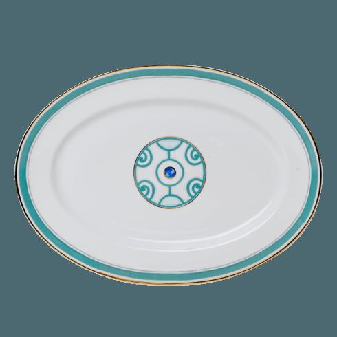 $400.00 Oval Platter Small