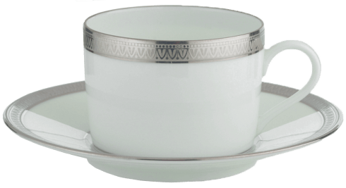 $135.00 Tea Cup And Saucer