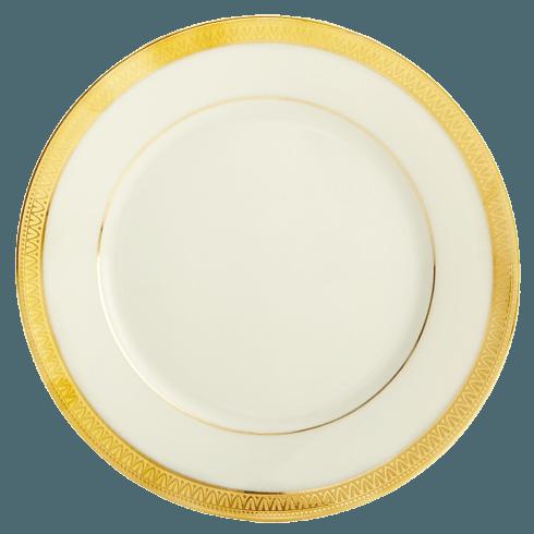 Robert Haviland & C. Parlon Malmaison Gold Dinner Plate $150.00