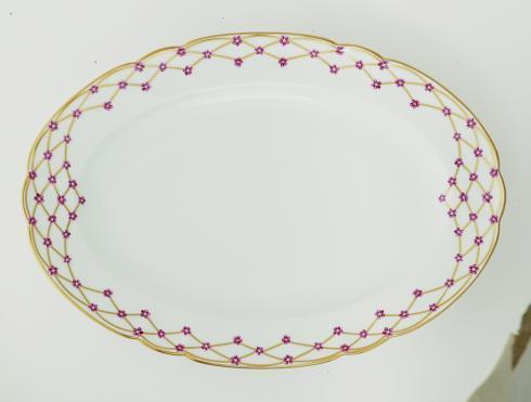 $770.00 Oval Platter