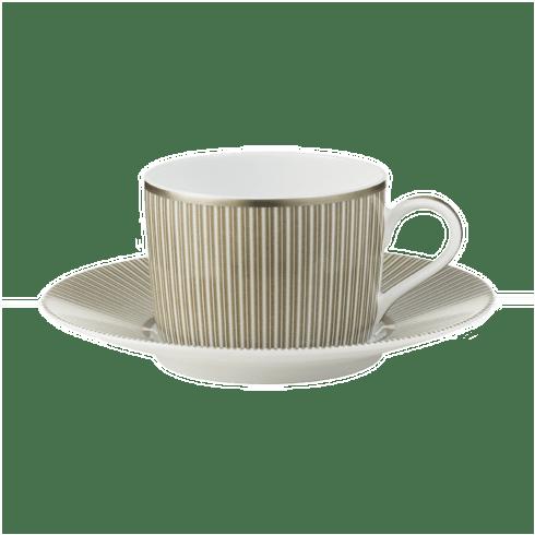 Tea Cup and Saucer - Tea Cup and Saucer