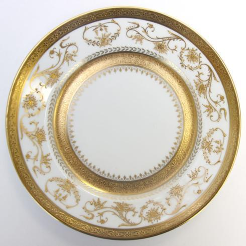 Gold Bread & Butter Plate