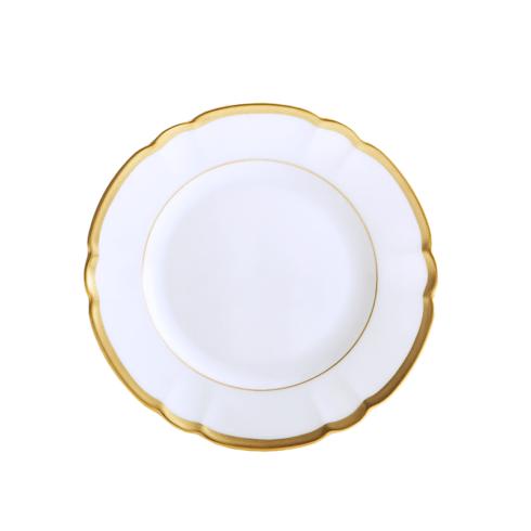 Robert Haviland & C. Parlon Colette Gold Bread & Butter Plate $125.00