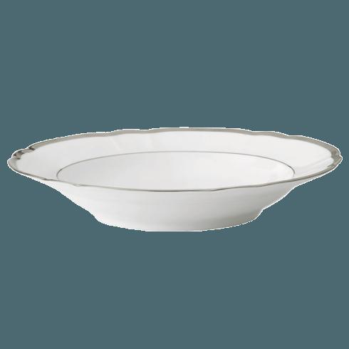$175.00 Colette Plat Rim Soup Plate