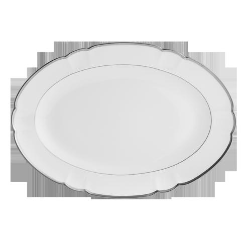 $775.00 Oval Platter,  Large