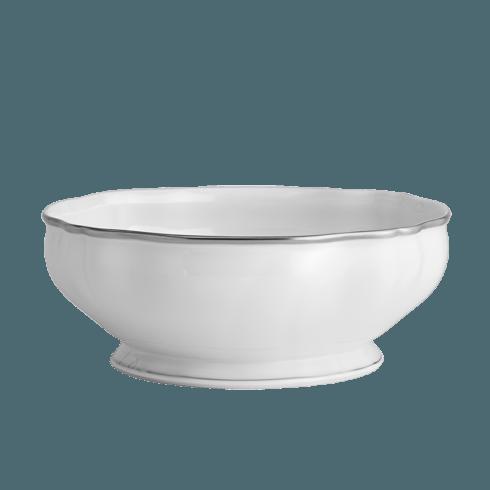 $750.00 Colette Plat Salad Bowl