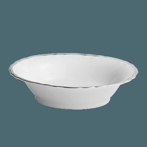 $600.00 Colette Plat Open Veg Bowl