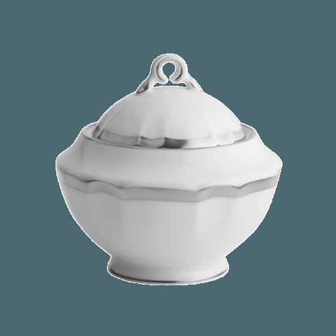 $395.00 Colette Plat Sugar Bowl