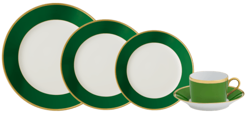 Empire Green collection with 7 products