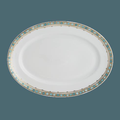 $715.00 Oval Platter,  Small