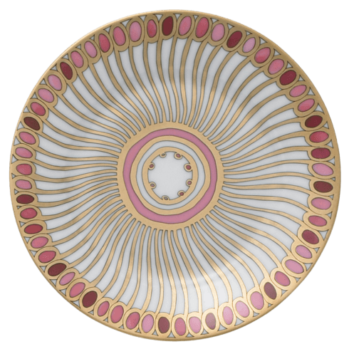 Robert Haviland & C. Parlon  Syracuse - Rose Bread & Butter Plate $190.00