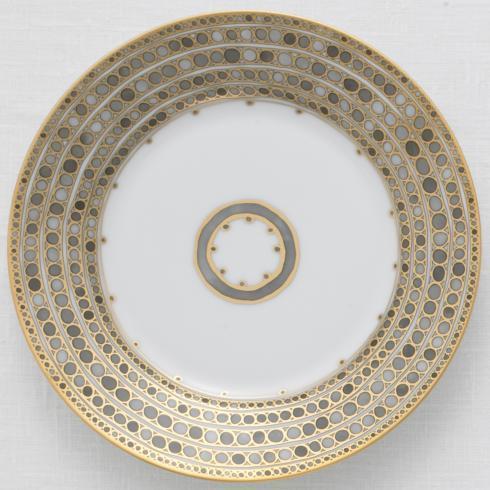 Robert Haviland & C. Parlon Syracuse Taupe Dessert Plate $210.00