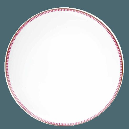 $95.00 Fuchia Dinner Plate