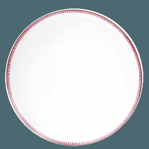 $145.00 Fuchia Presentation Plate