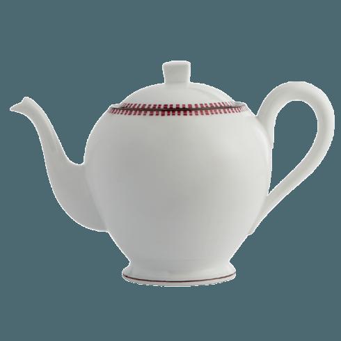 $325.00 Fuchia Tea Pot