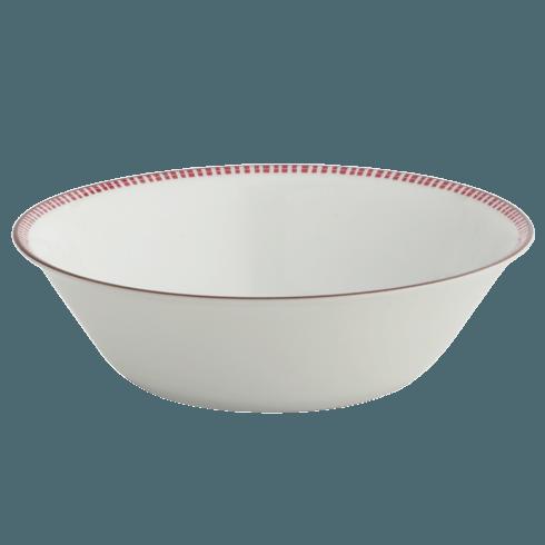 $95.00 Fuchia Cereal Bowl