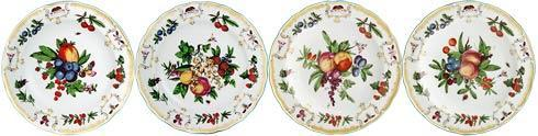 $380.00 Bread & Butter Plate Set Of 4