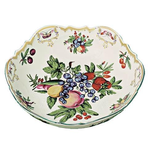 $345.00 Scalloped Salad Bowl