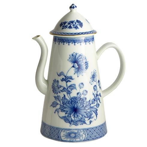 Mottahedeh  Imperial Blue Coffeepot $330.00