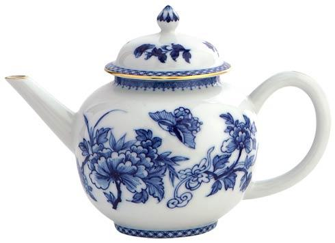 Mottahedeh  Imperial Blue Teapot $295.00