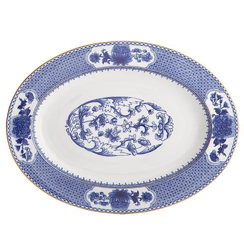 Mottahedeh  Imperial Blue Platter $310.00