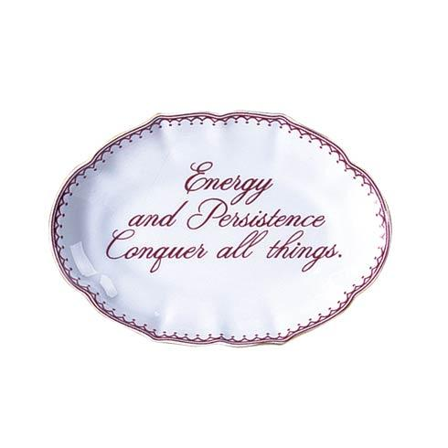 $38.00 Energy And Persistence Conquer All Things