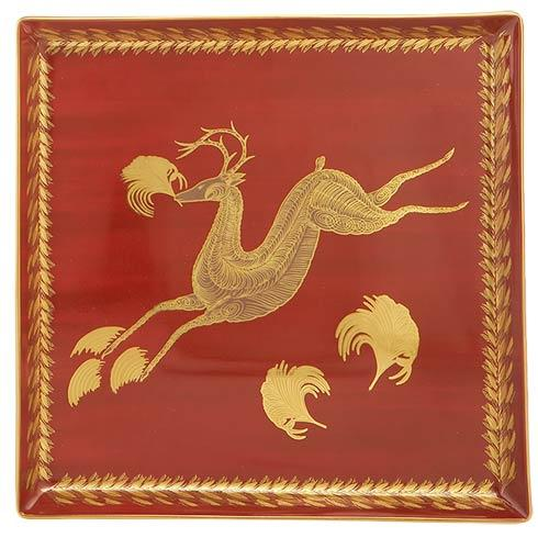 Mottahedeh  Leaping Reindeer Canape Tray $120.00