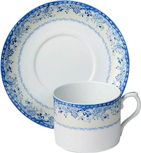 Mottahedeh  Virginia Blue Cup & Saucer $60.00