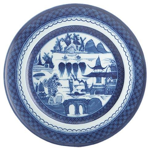 Mottahedeh  Blue Canton Dinner Plate $60.00