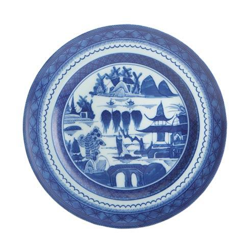 Mottahedeh  Blue Canton Dessert Plate $55.00
