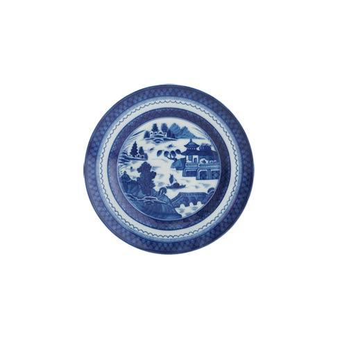 Mottahedeh  Blue Canton Bread & Butter Plate $45.00