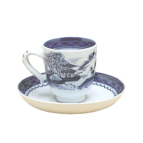 $50.00 Demi Cup & Saucer