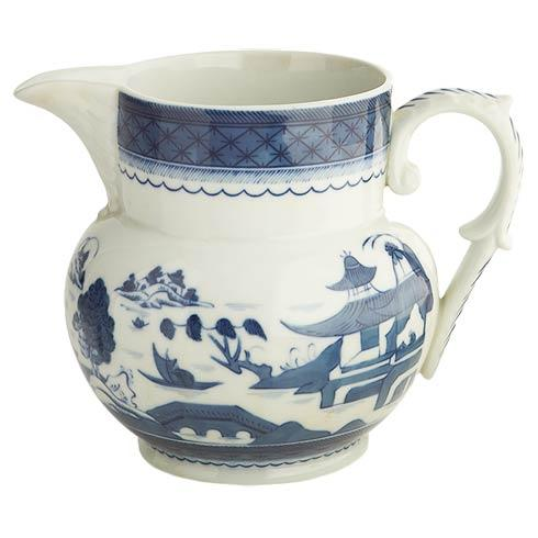 Mottahedeh  Blue Canton Pitcher,Large $200.00