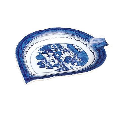 Mottahedeh  Blue Canton Leaf Tray $40.00