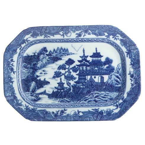 Mottahedeh  Blue Canton Cookie Plate $130.00
