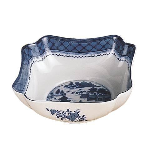 Mottahedeh  Blue Canton Small Square Bowl $90.00