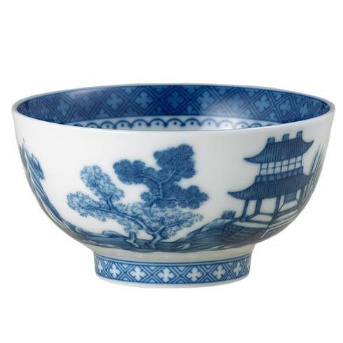 Mottahedeh  Blue Canton Dessert Bowl $50.00