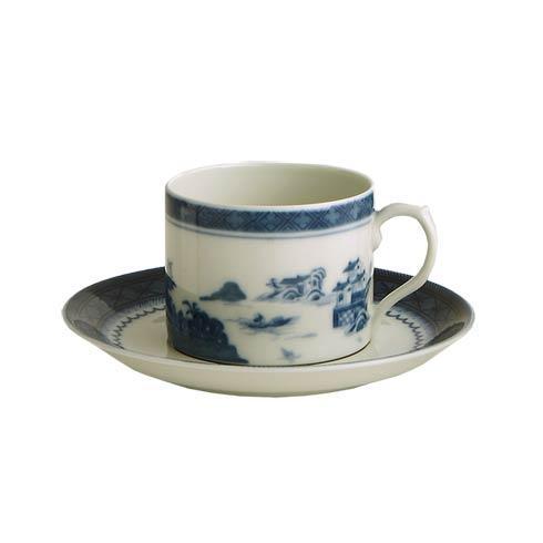Can Tea Cup & Saucer