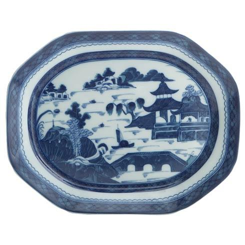 Mottahedeh  Blue Canton Small Platter $165.00