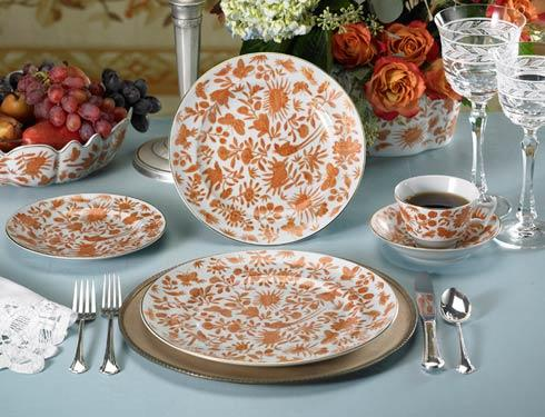 Mottahedeh  Sacred Bird & Butterfly 5 Piece Place Setting $235.00