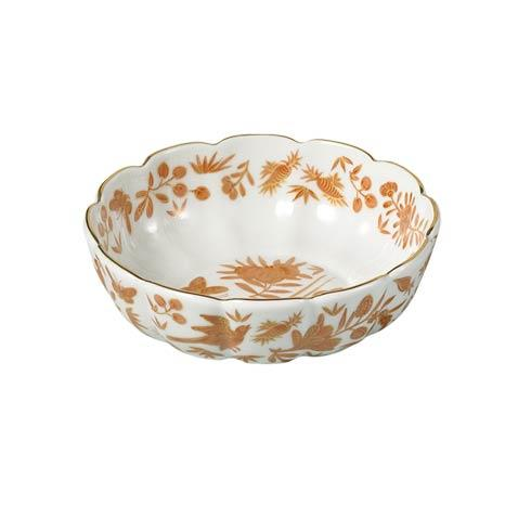 Mottahedeh  Sacred Bird & Butterfly Dessert Bowl $110.00